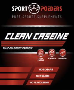 clean caseine