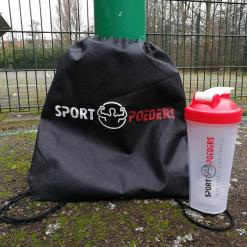 sportpoeders goody bag
