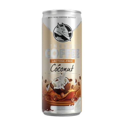 energy coffee coconut
