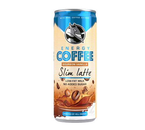 energy coffee slim latte